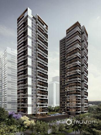 Grand Habitarte - Perspectiva fachada