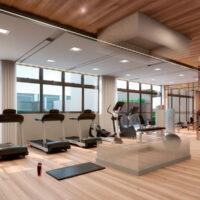 Palazzo Vila Mariana - Área de lazer: Fitness