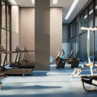 Siga Moema - Área de lazer: Perspectiva fitness