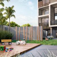 Siga Moema - Área de lazer: Perspectiva playground