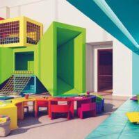 Loomi Paulista - Área de lazer: Perspectiva brinquedoteca
