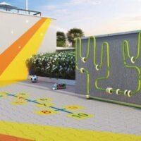 Loomi Paulista - Área de lazer: Perspectiva playground