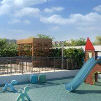 Moema By Cyrela - Área de lazer: Perspectiva playground