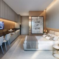 Moema By Cyrela - Perspectiva private haus 23m2