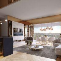 Cyrela Iconyc Highline - Perspectiva 72m²