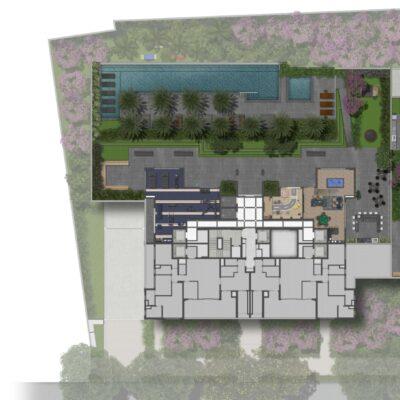 Cyrela Iconyc The Residences - Implantação