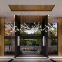 Cyrela Iconyc The Residences - Perspectiva lobby