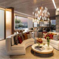 Cyrela Atmosfera Vila Mariana - Perspectiva lounge