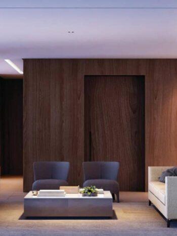 AG Residences - Art - Perspectiva 340m² - Living