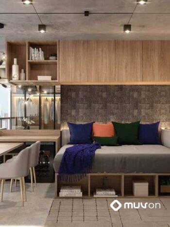 Arch Home Vila Mariana - Perspectiva Studio 22m²