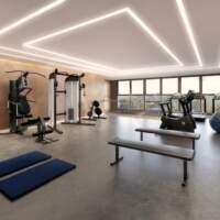 Lumiere Klabin - Lavvi - Studios - Fitness NR