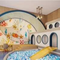 Nau Vila Mariana Cyrela Kids Ocean Brinquedoteca