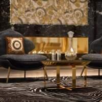 Villa Milano Lifestyle by Versace Home - Residences - Detalhe Lareira