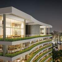 Villa Milano Lifestyle by Versace Home - Residences - Detalhe Rooftop