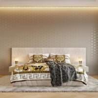 Villa Milano Lifestyle by Versace Home - Residences - Perspectiva - 220m² - 3 Suítes - Suíte