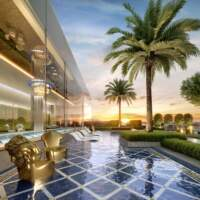 Villa Milano Lifestyle by Versace Home - Residences - Solarium