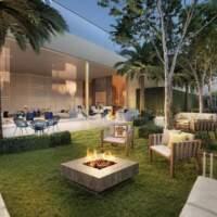 Villa Milano Lifestyle by Versace Home - Residences - Terraço Festas