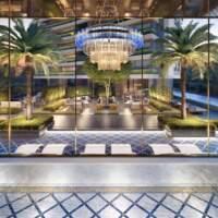 Villa Milano Lifestyle by Versace Home - Residences - Piscina Coberta