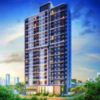 Cyrela Bothanic Apartments Campo Belo - Fachada