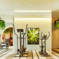 Cyrela Bothanic Apartments Campo Belo - Fitness