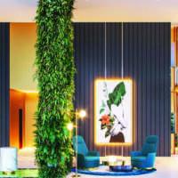 Cyrela Bothanic Residences Campo Belo - Lobby