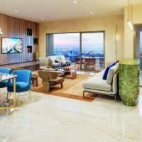 Cyrela Bothanic Residences Campo Belo - Perspectiva Living 112m² - 2 suítes