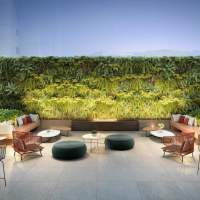 Legacy Campo Belo - Lounge Externo