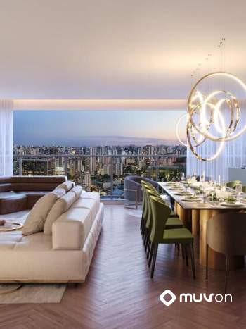 Marquez Alto Do Ipiranga - Perspectiva Living 120m²