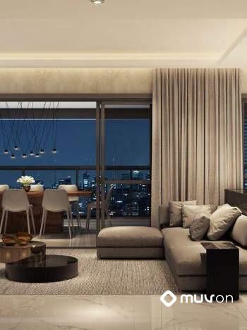 Place Klabin Residence - Perspectiva Living 118m²