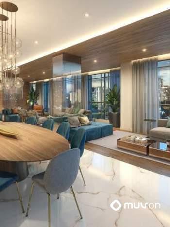 Grand Living Nova Klabin - Salão de festas