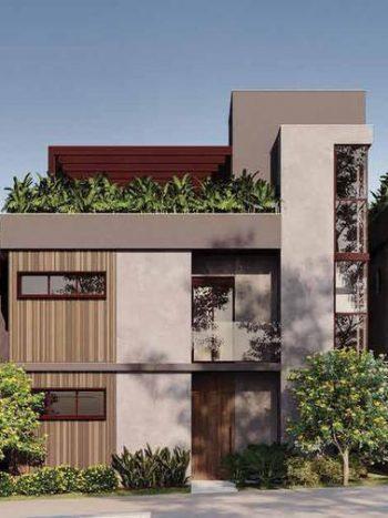 Casa Jardim Campo Belo - Fachada
